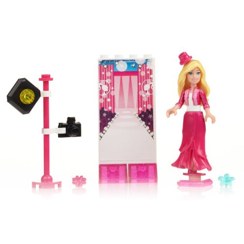 mega bloks barbie Mega Bloks Barbie Fashion Model