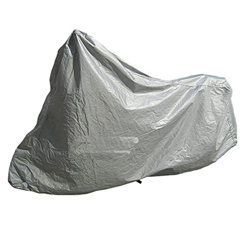AGRYMER Cubierta De Motocicleta Impermeable, Protección Al Aire Libre Suministros De Motocicleta A Prueba De Lluvia, Protector Solar, A Prueba De Nieve, 39 × 78 Pulgadas
