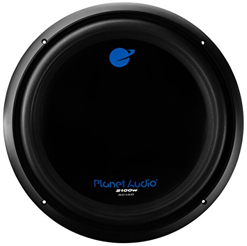 "Planet Audio AC15D 15"" Subwoofer"