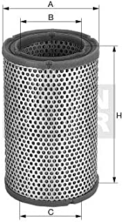 MANN C1436 - Filtro de Ar do Motor - Mann Filter