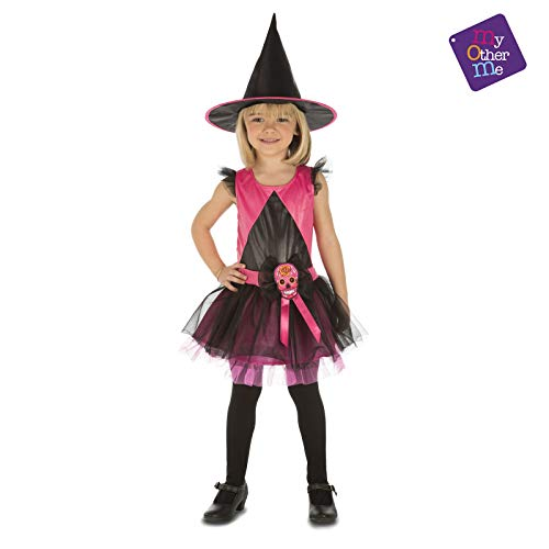 My Other Me Me Me - Halloween Bruja Disfraz, Color Fucsia, 1-2 años (203985)