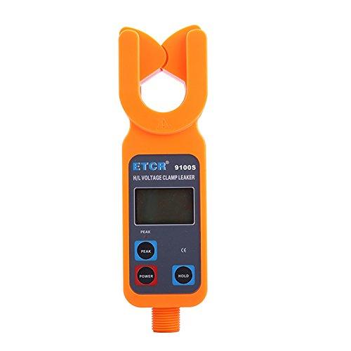 HEQIE-YONGP Tragbare Scientific Products Tragbare Hoch- / Niederspannungs-Stromzange ETCR9100S