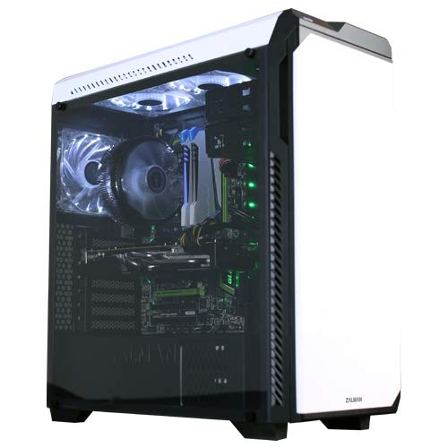 Zalman Z9 Neo Plus White PC-Gehäuse