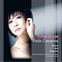 Violin Concertos (Korea Edition)