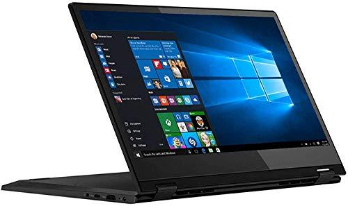 "2019 Newest Lenovo Flex 14 2 in 1 Convertible Premium Laptop:14"" FHD IPS Glossy Touchscreen, AMD Ryzen 7-3700U, 20GB Ram, 512GB SSD, WiFi, Bluetooth, Webcam, HDMI, Backlit-Keyboard, FP-Reader, Win 10"