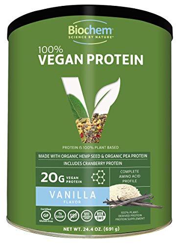 Biochem 100% Organic Plant Protein