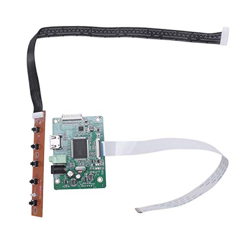 GUOCAO Kit de controlador LCD de 30 pines para tablero de controlador de pantalla LCD para 1080P 10.1 11.6 13.3 14 15.6 17 herramientas de pantalla LCD