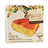 Biscuiterie de Provence Pastel de almendras y vainilla Sin gluten y sin conservantes - 1 x 240 Gramos