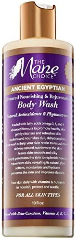 THE MANE CHOICE Ancient Egyptian Advanced Nourishing Rejuvenation Body Wash Unique Blend of product image