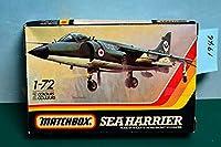 """1946 未組 MATCHBOX 1/72 """"SEA HARRIER"""" シーハリアー"""