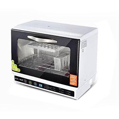 Smart dishwasher STBD-Lavavajillas sobre Encimera, Lavavajillas PortáTil, FuncióN De Almacenamiento De DesinfeccióN Y Secado, Ahorro De Agua Y Electricidad, Potencia Nominal 980w