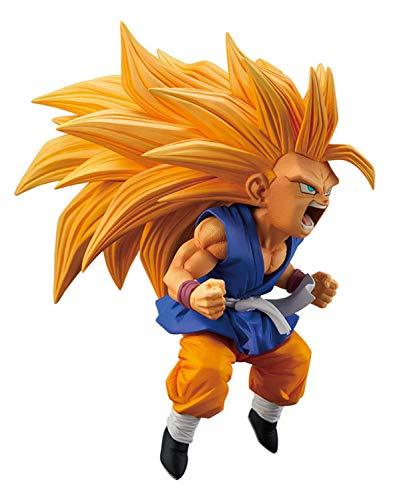 Banpresto Figura de Acción Dragon Ball Super Saiyan Dragon Ball Super Son Goku Fes, Gotenks SSJ3