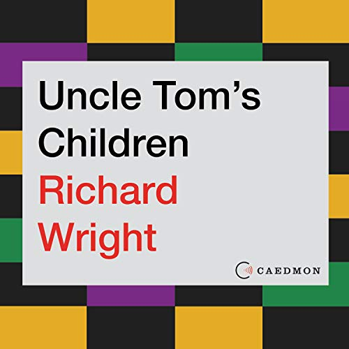 Uncle Tom's Children audiobook cover art