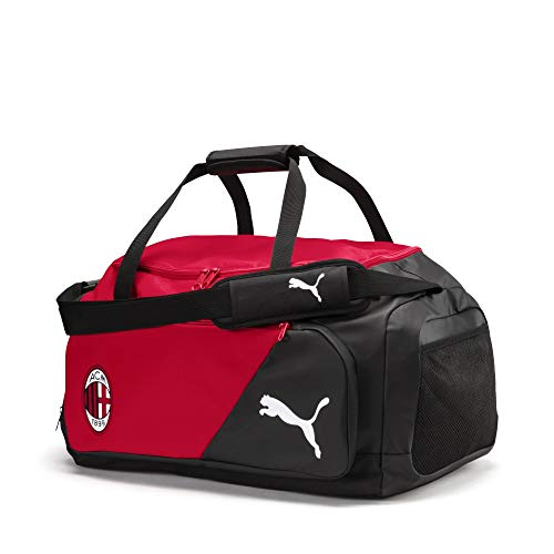 PUMA AC Milan LIGA Mittelgroße Tasche Tango Red-Puma Black UA