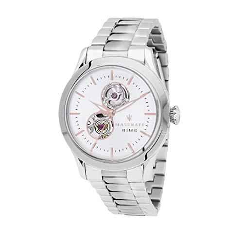 Orologio da uomo, Collezione TRADIZIONE, in acciaio - R8823125001