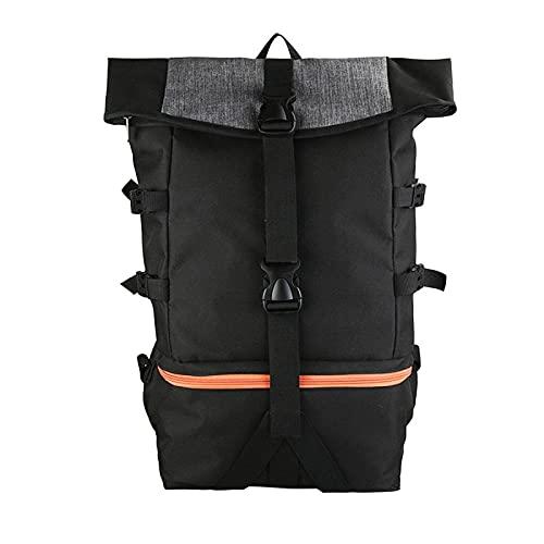 DOSN Mochila masculino de gran capacidad para par de mochilas de montañismo, viajes, bolsa de equipaje, baloncesto, fitness, bolsa de deporte