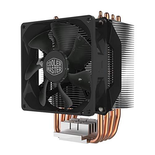 Cooler Master Raffreddamento Hyper h412r 775 2011 1366 11 X X AM3 – Sistema di Raffreddamento per CPU – 29,4 Db, RR h412 – 20pk-R2