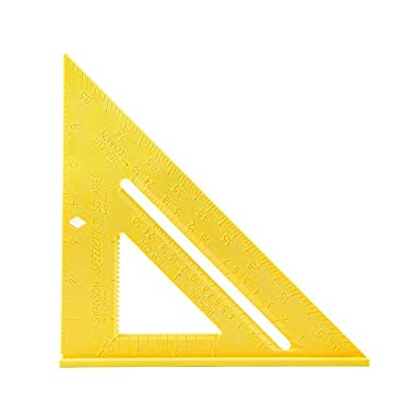 Swanson Tool T0119 Speedlite Square Layout Tool, Yellow