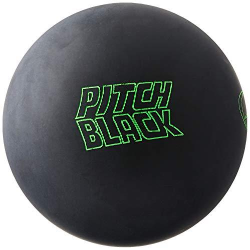 Storm Pitch Black Bowling Ball, 15-Pound