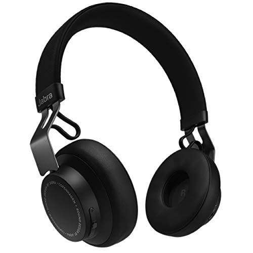 Jabra Move Style Edition, Black – Wireless Bluetooth Headphones