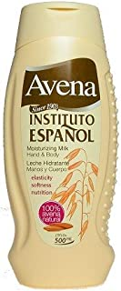 Avena Hand & Body Moisturizing Milk, 17 oz & Avena Moisturizing Cream 6.8 oz