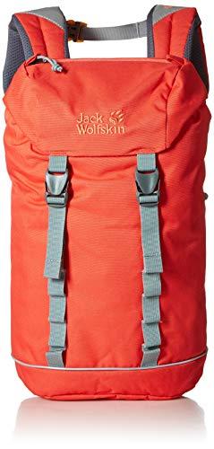 Jack Wolfskin Jungle Gym Pack Sac à dos de randonnée Tulipe Rouge Taille unique
