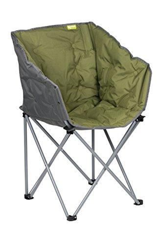 Kampa Sandy Hohe R/ückenlehne Low Stuhl Strand//Garten//Camping Liege Sitz