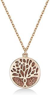 Mestige Necklace with Swarovski Crystals for Women - MFNE1008