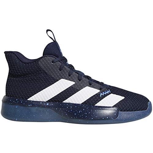 adidas Pro Next 2019 - Pelota de tenis, (Azul marino-blanco-azul brillante), 46.5 EU