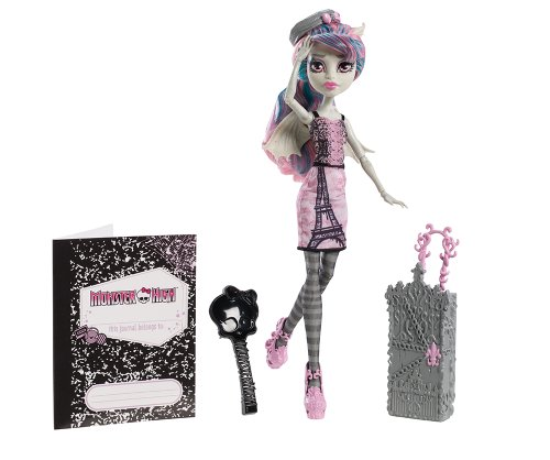 MONSTER HIGH Série *SCARIS Deluxe* City Of Frights ASST.Y0376 Poupée Doll Y0381 ROCHELLE GOYLE