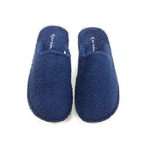 GARZON - Zapatilla CASA P451-BLM para: Mujer Color: Azul Marino Talla: 37