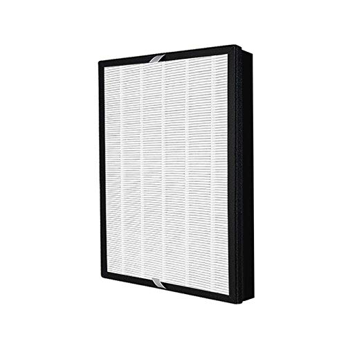 LAIQIAN FY2420/30 FY2422 Activated Carbon HEPA Filter Sheet Replacement Filter PM25 Fit For Philips Air Purifier AC2889 AC2887 AC2882 Carbon-activated Air Filter (Color : Hepa Filter)