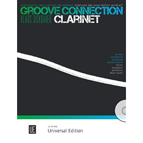 Groove Connection - Clarinet: Dorisch – Mixolydisch – Pentatonik