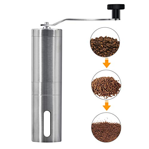 Manual Coffee Grinder - Hand Gri...