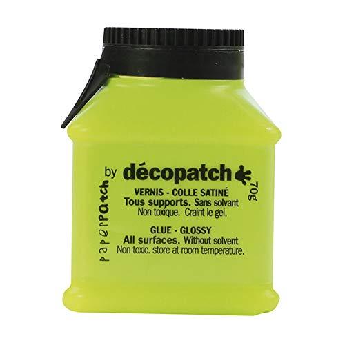 Décopatch PP70BO Klebstofflack Paperpatch (satiniert, 70g)