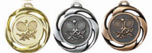 S.B.J - Sportland Medaille Tennis Gold