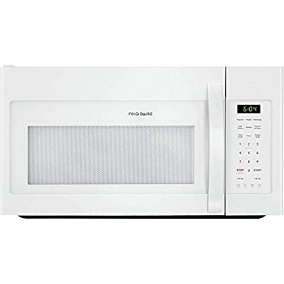 Frigidaire 1.8 Cu. Ft. White Over-The-Range Microwave