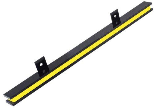Alkan 22324 Extra starke Magnetleiste Magnetschiene/MAGNETHALTER mit hohe Haftkraft 600 mm zum aufbewahren von Werkzeugen Messer etc.