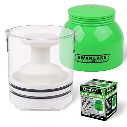 SWANLAKE Hand Bearing Packer,Wheel Bearing Packer Tool,Portable Bearing Packer,