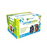 Childrens Extra Sensitive Adhesive Eye Patch Boys 100 Pack Series I
