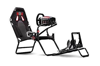 Next Level Racing GT Lite Foldable Simulator Racing Cockpit (NLR-S021 ) PC