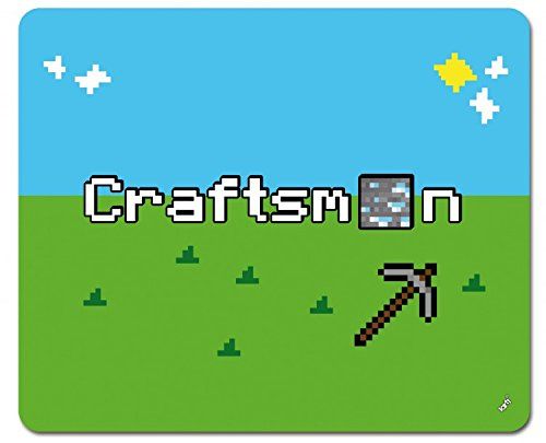 1art1 Gaming - Craftsman Mauspad 23 x 19 cm