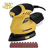 Best Detail Sanders - Electric Mouse Detail Sander, Ginour 1.6 Amp/12,000 OPM Review