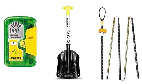 PIEPS Set Sport LVs-Gerät, Lawinensonde und Schneeschaufel