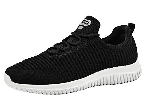 riemot Zapatillas Deportivas para Hombre, Zapatos para Correr Deporte al Aire Libre Running Fitness Gimnasio Súper Ligeras y Transpirables Sneakers Calzado Casual