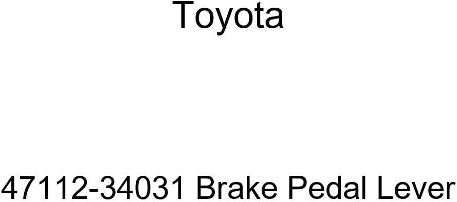 TOYOTA Genuine Regular Popular standard store 47112-34031 Lever Pedal Brake