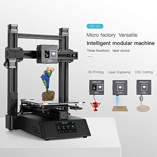 Impresora 3D 3 1 Herramienta Grabador modular 4.3