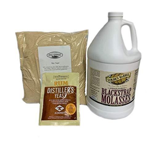 North Georgia Still Company's Rum Moonshine Fermentation Kit