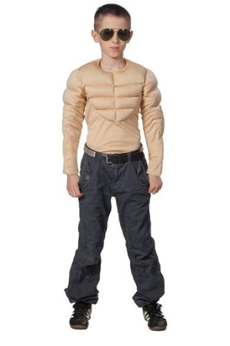 Muskelshirt Gr. 116, 140, 152, 164, Größe:116