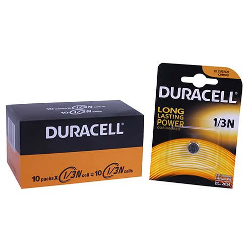 Aimpoint 10903 Duracell Lithium 1/3N 3V, 10 Pack